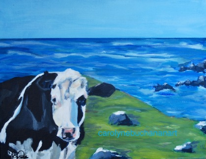 Cow on the Cape